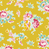 PRE-ORDER Apple Butter Yellow/White Fat Quarter Bundle Tilda