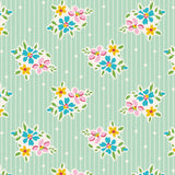 PRE-ORDER Apple Butter Teal/Green Fat Quarter Bundle Tilda