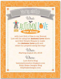 SALE Autumn Love Quilt Kit