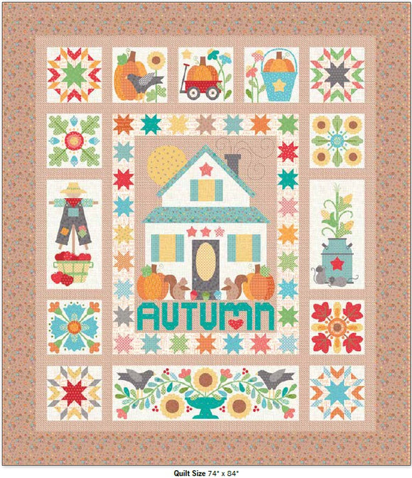 Autumn Love Notions Kit