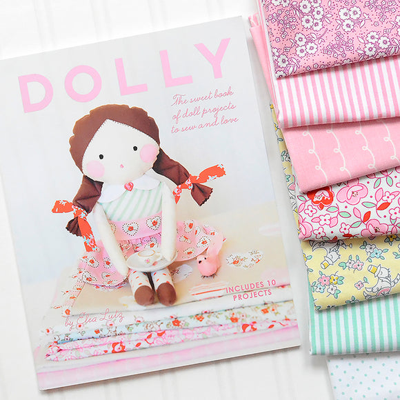 Little Dolly Rag Doll Making Kit