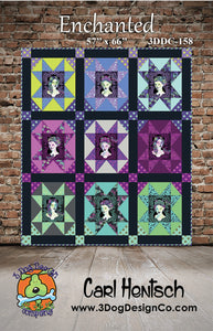 Enchanted Quilt Pattern