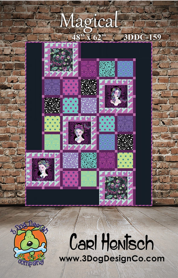 Magical Quilt Pattern