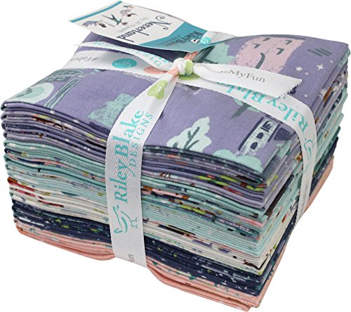 Neverland FQ Bundle by Jill Howarth
