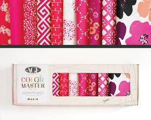 Pomegranate Tart Color Master FQ Bundle