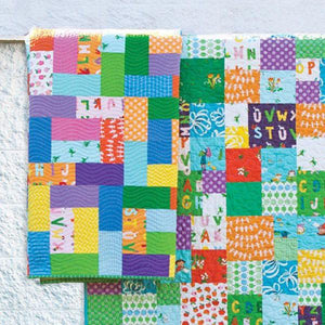Fat Quarter Friday Strip Quilt Kit