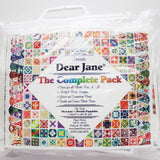 Dear Jane Complete Paper Piece Pack