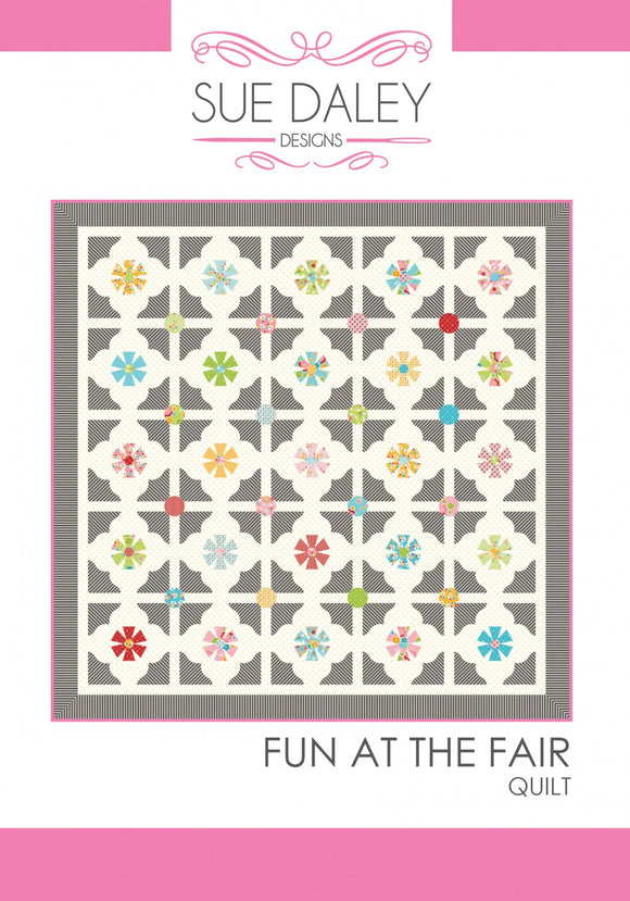 Fun At The Fair Quilt Pattern