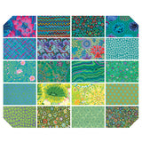 Kaffe Fassett Collective Classics FQ Rainbow Bundle