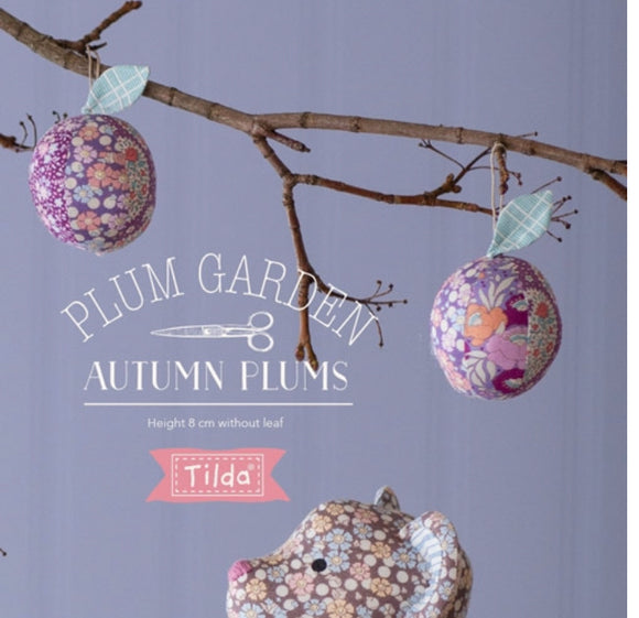 Plum Garden Autumn Plums Mini Kit