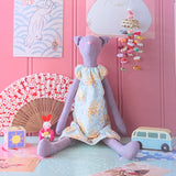 PRE-ORDER Happy Camper Cat Kit by Tilda