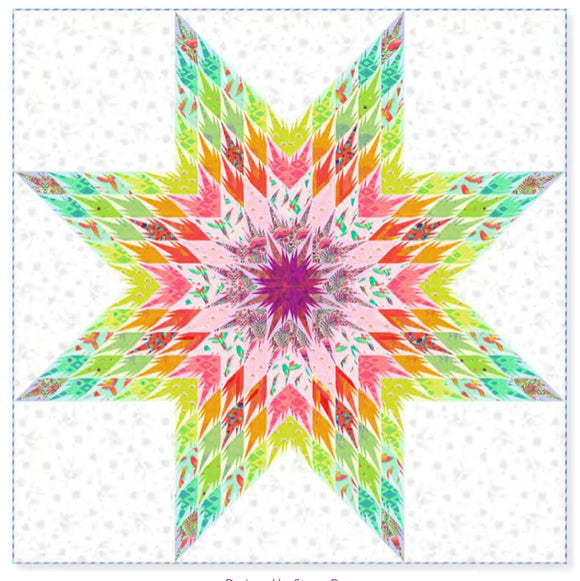 PRE-ORDER Imagination Quilt Kit featuring Daydreamer by Tula Pink