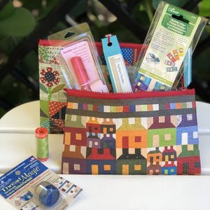 Scrap Quilt Secrets English Paper Piecing Starter Kit