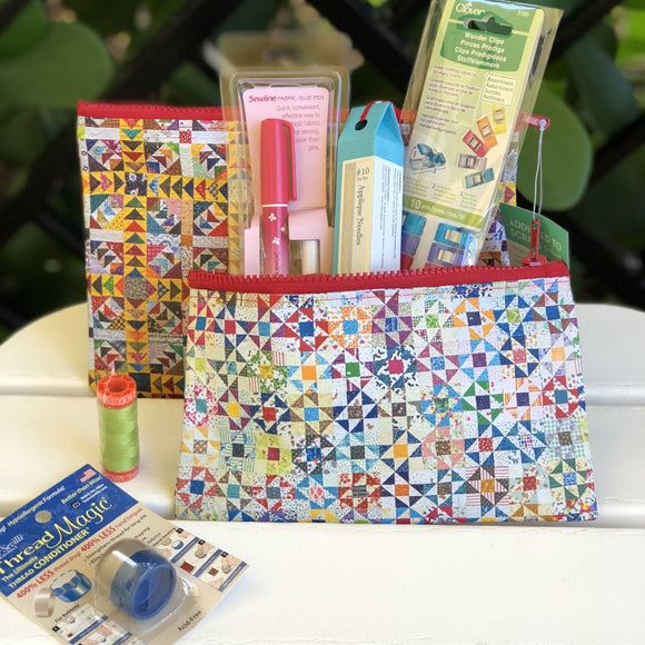 Addicted To Scraps English Paper Piecing Starter Kit