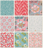 Forest Flowers Quilt Kit