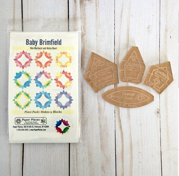 Baby Brimfield Pattern
