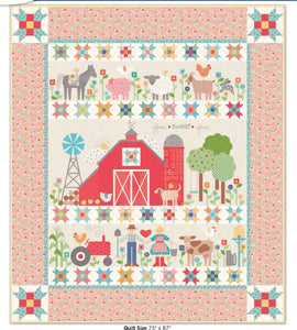 Farm Sweet Farm Quilt Kit