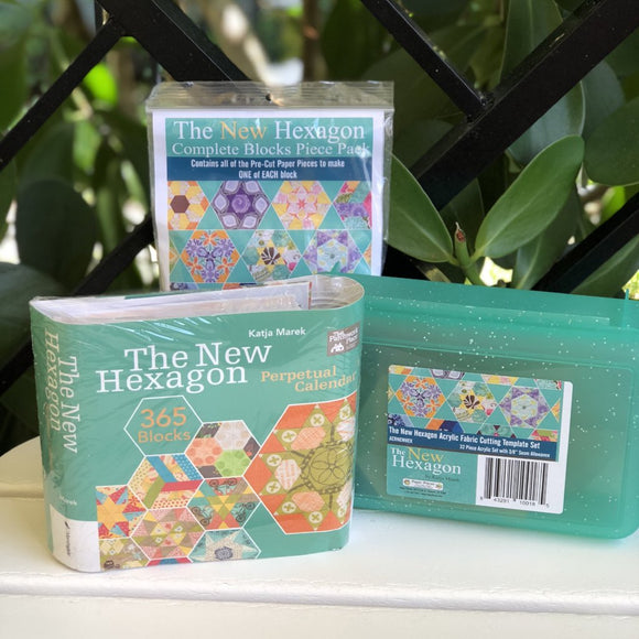 The New Hexagon Calendar Kit