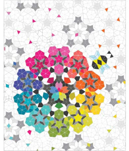 NEW Pollinate Quilt Pattern Set