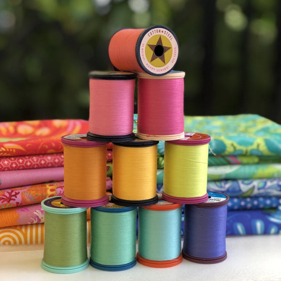Zuma Cotton & Steel Ultimate Thread Set