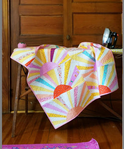 Good Morning Sunshine Quilt Kit