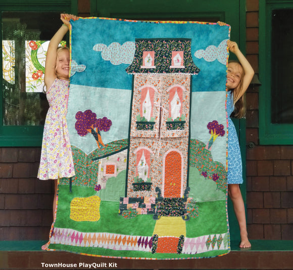 Trixie TownHouse Play Quilt