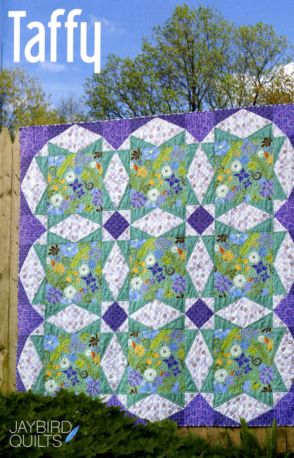 Taffy Quilt Pattern