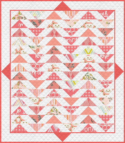 Coraline Plenum Quilt Kit