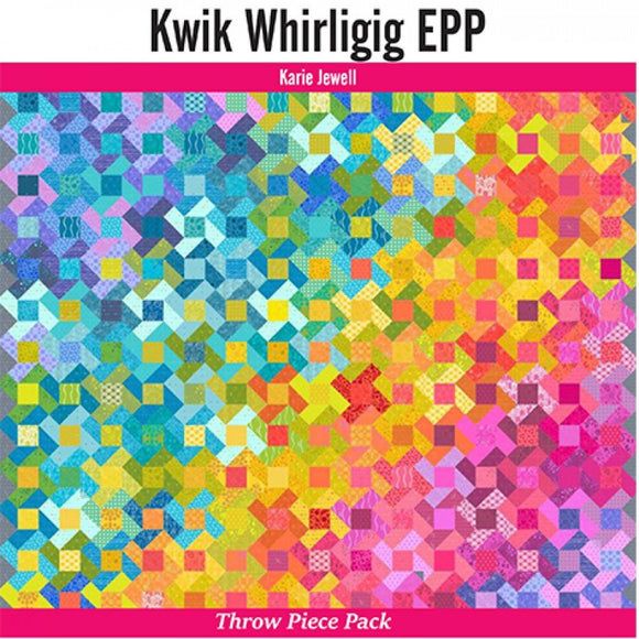 Kwik Whirligig Pattern Kit