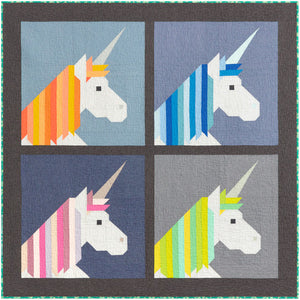 NEW Lisa The Unicorn Quilt Kit