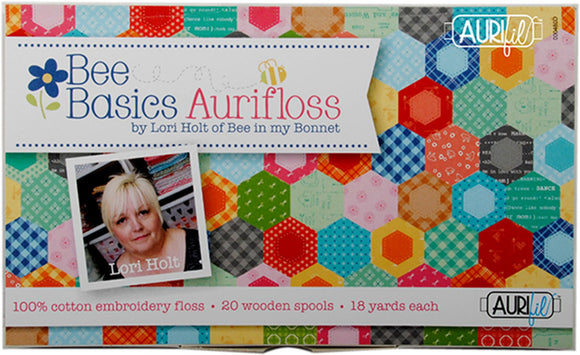 Bee Basics Aurifloss Collection