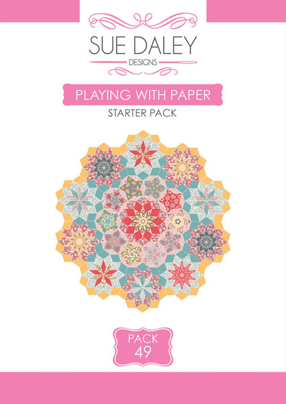 Playing With Paper Starter Pack #49 by Sue Daley