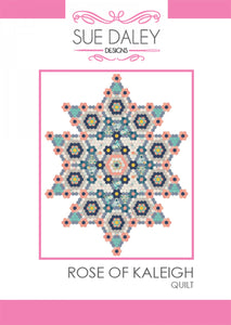 Rose Of Kaleigh Quilt Pattern