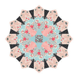 PRE-ORDER Abbie's English Paper Piecing #2 Pattern Pack