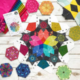 NEW Pollinate Quilt Kit