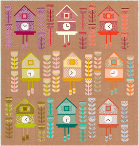 PRE-ORDER Cuckoo Quilt Kit