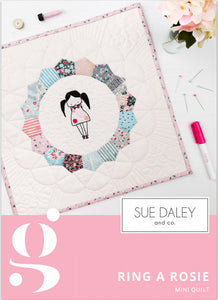 Ring A Rosie Quilt Pattern