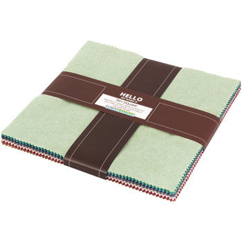 Arctic Coordinates Ten Square Bundle