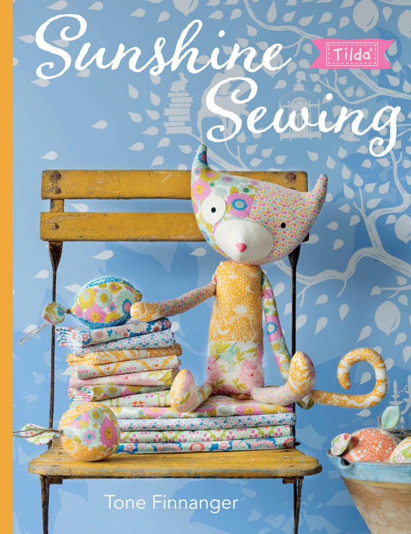 Tilda Sunshine Sewing Pattern Book