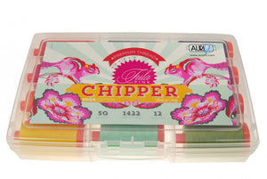 Chipper Large Aurifil Thread Kit by Tula Pink