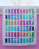 Spool for Love Quilt Kit by Tula Pink