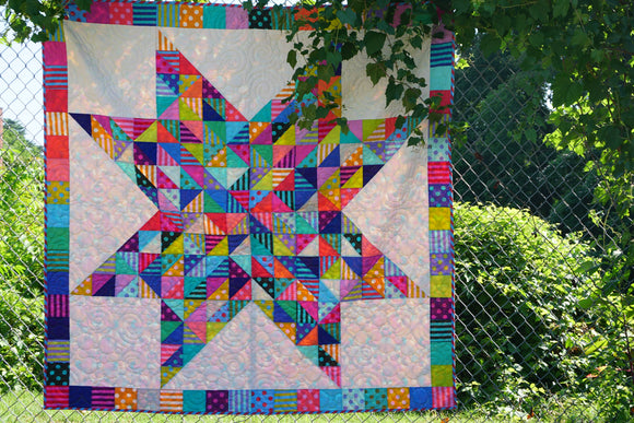 NEW Confetti Quilt Kit