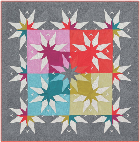 The Country Star Barn Quilt Pattern