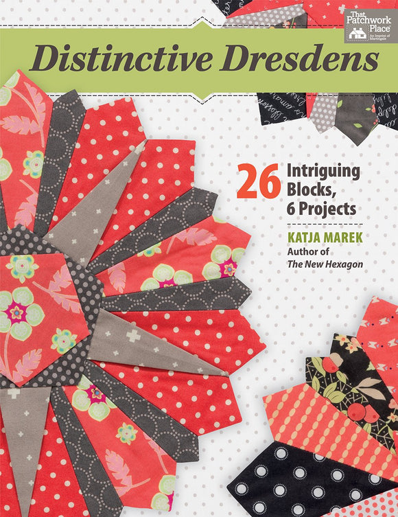 Distinctive Dresdens Book