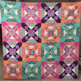 Melodic Quilt Kit featuring Chipper by Tula Pink