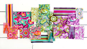 Chipper FQ Bundle by Tula Pink
