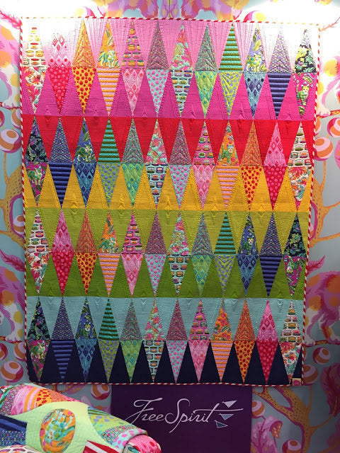 Tabby Mountain Quilt Kit