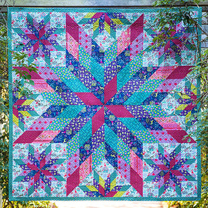 SALE** Constellation Quilt Kit featuring Splendor by Amy Butler