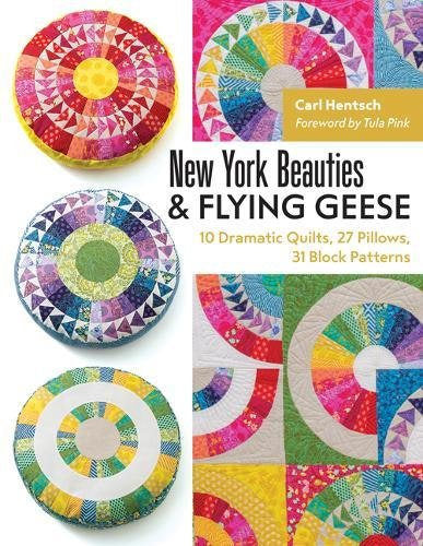 New York Beauties & Flying Geese Book