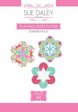 Playing With Paper Starter Pack #44  by Sue Daley